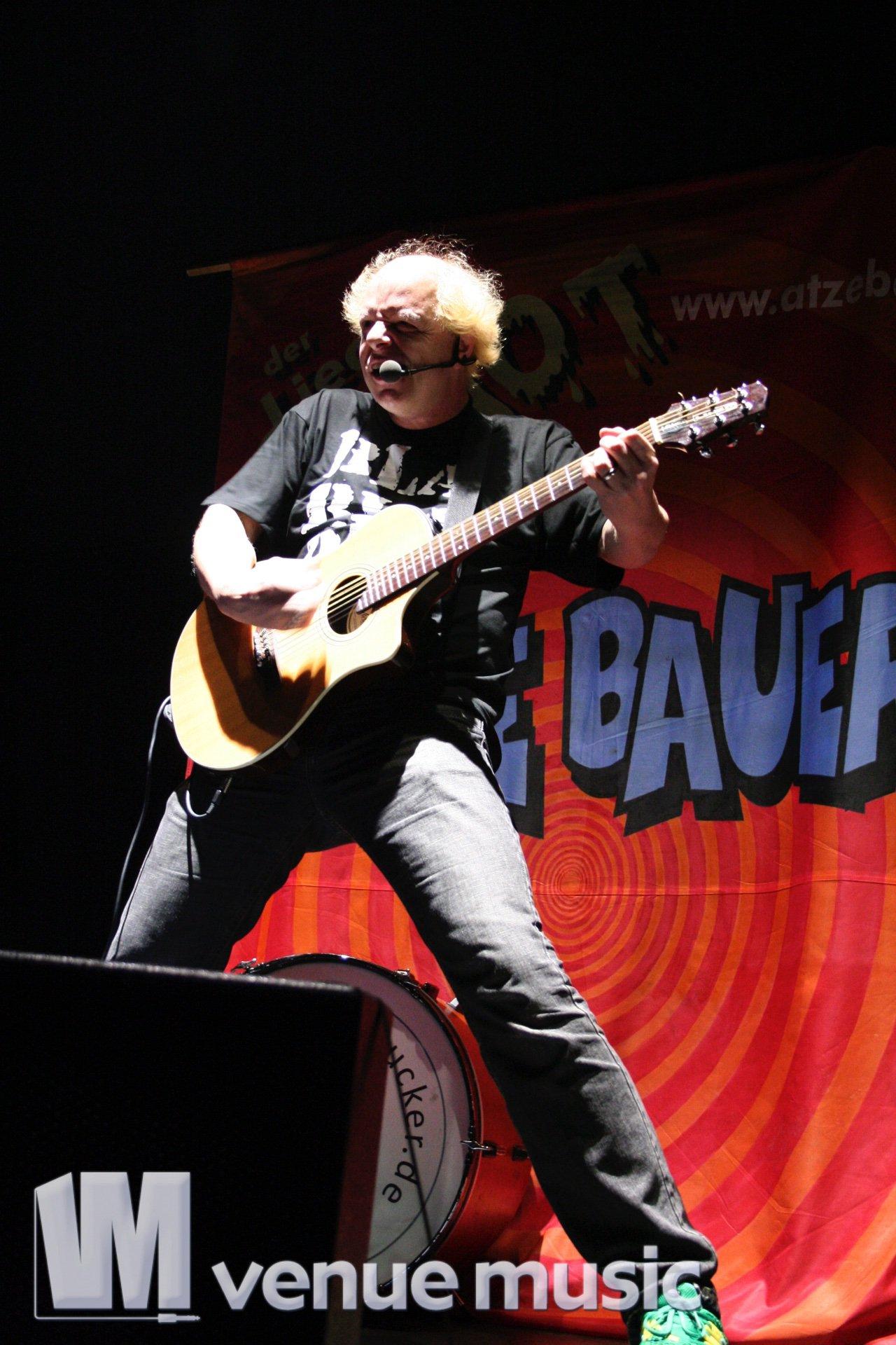 "Atze Bauer bei ""2.000 Jahre J.B.O."" in Bamberg"