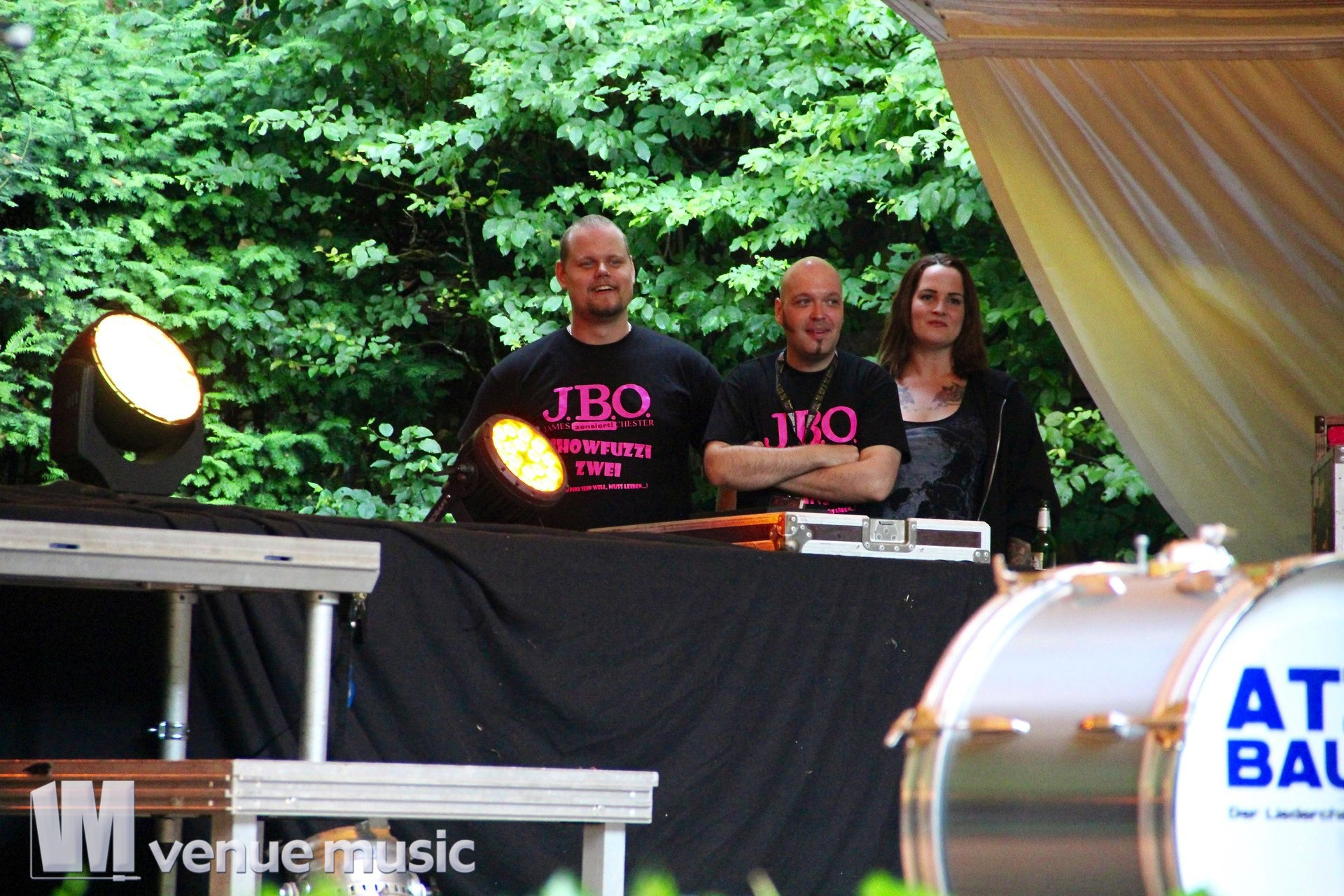 Atze Bauer: 11.07.2016 Serenadenhof, Nürnberg