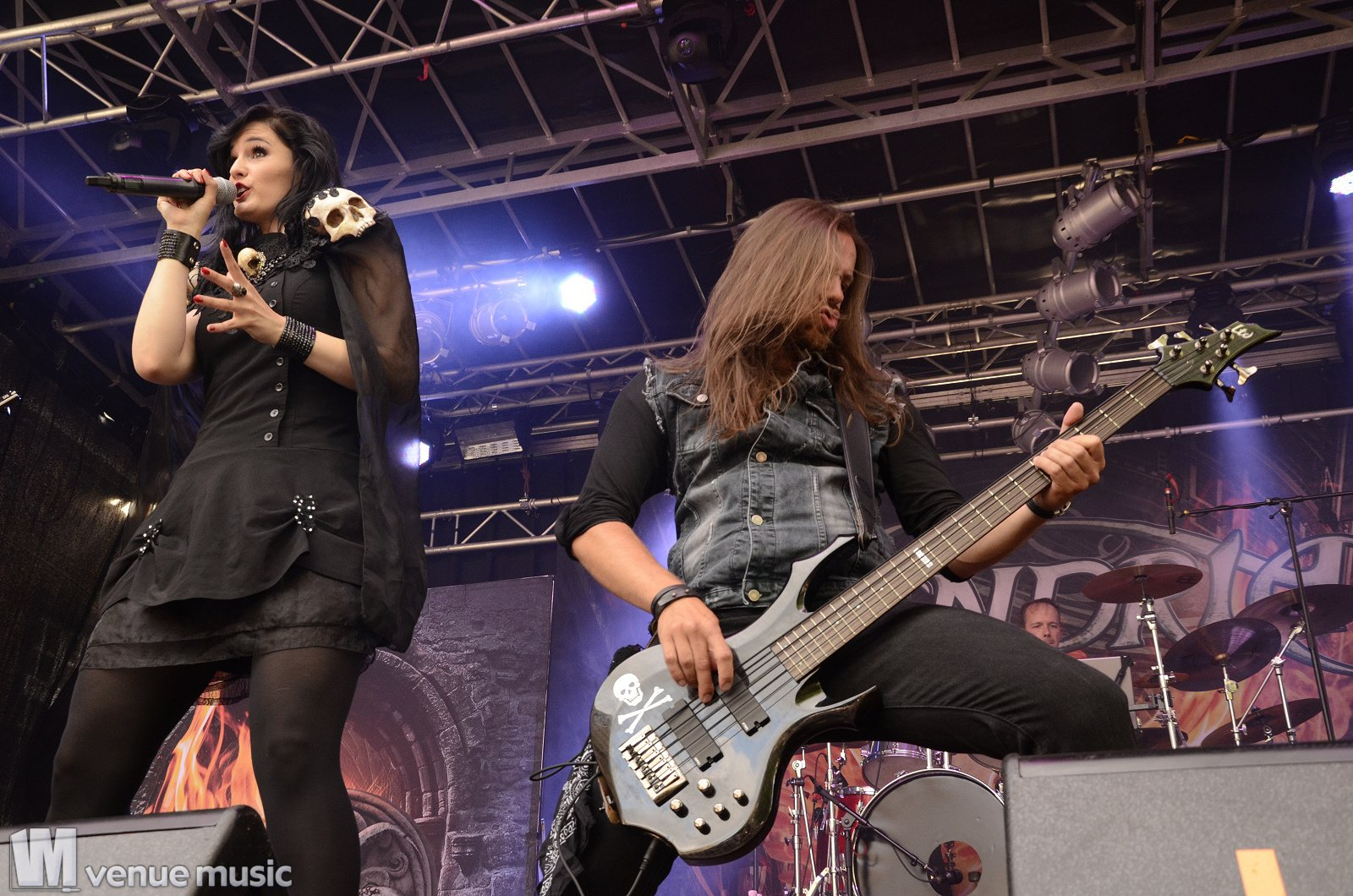 Xandria @Castle Rock 2016