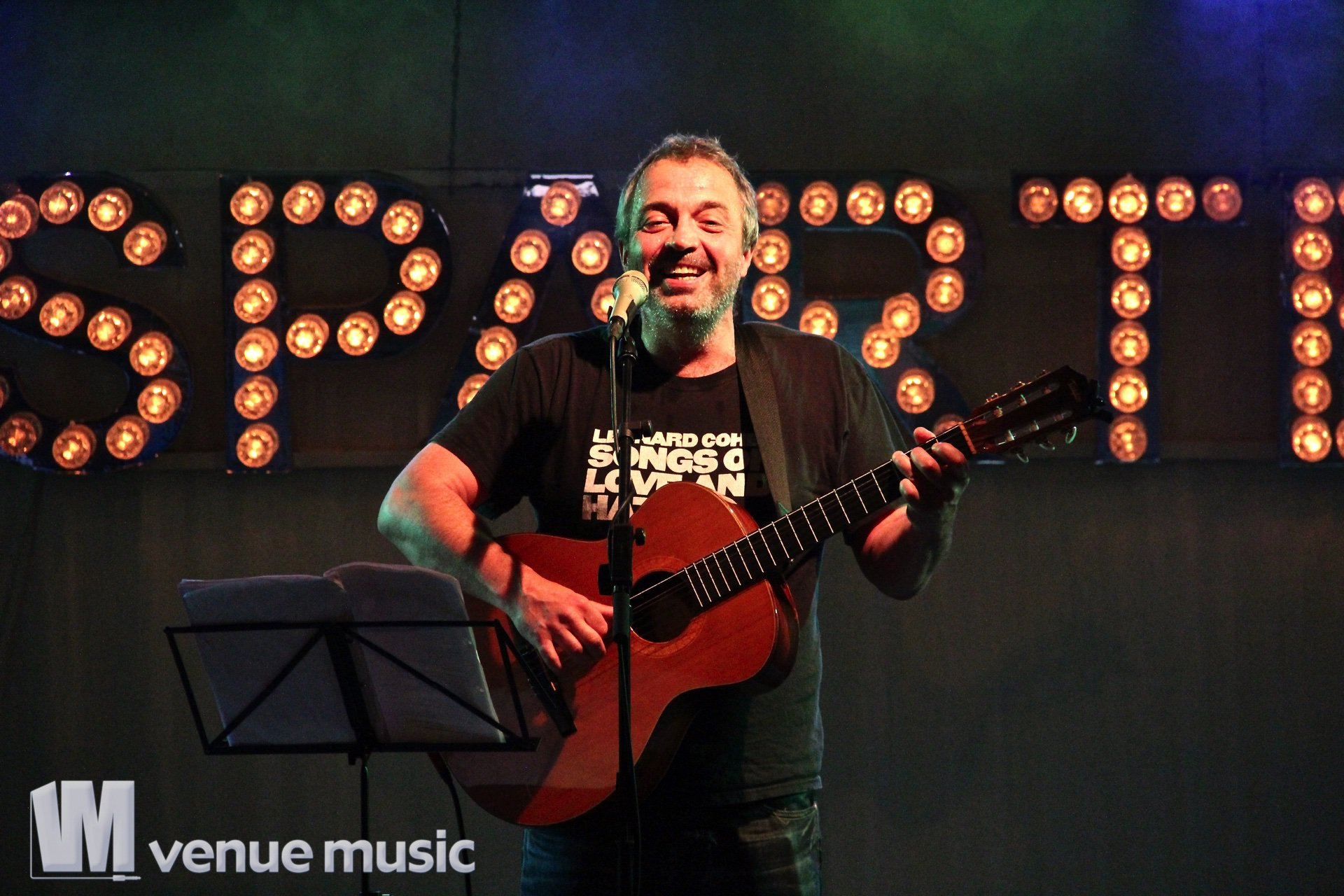 Götz Widmann am 11.05.2016 in der Sparte 4 in Saarbrücken