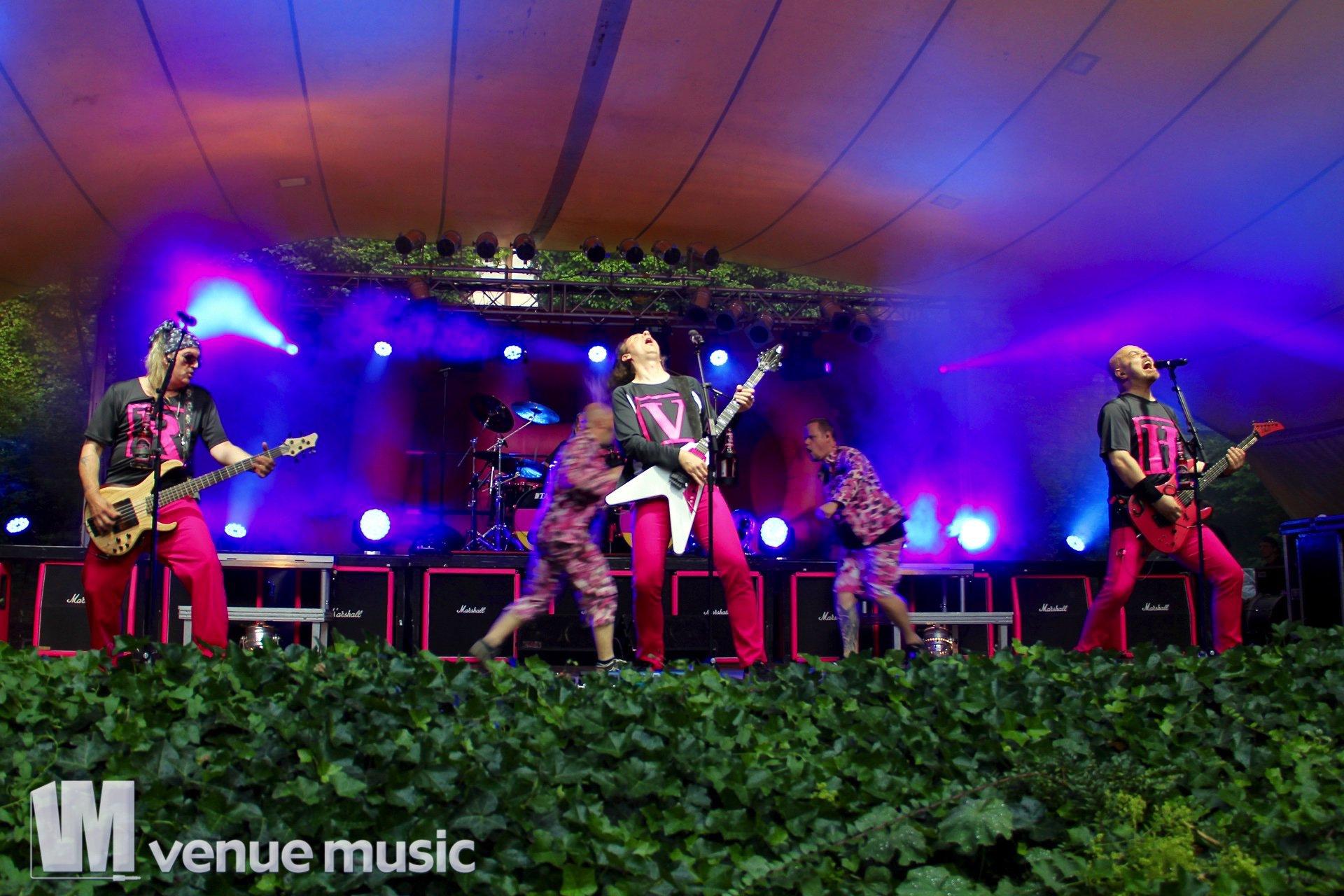 J.B.O.: 11.07.2016 Serenadenhof, Nürnberg