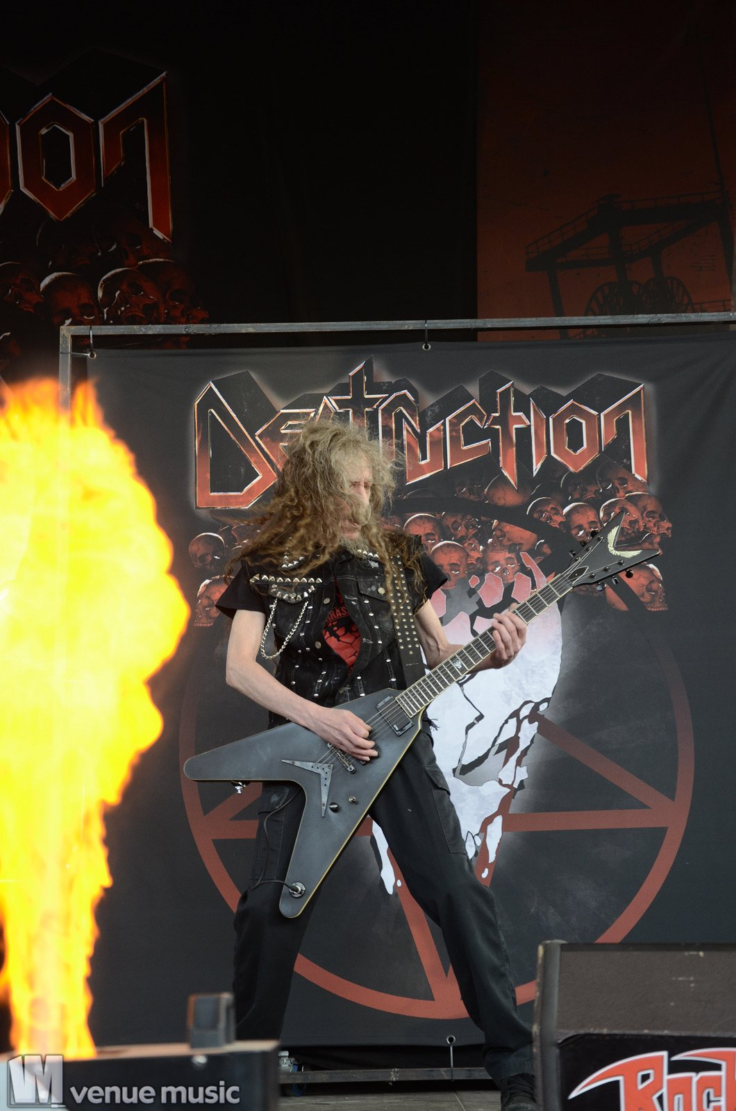 Destruction @RHF2016