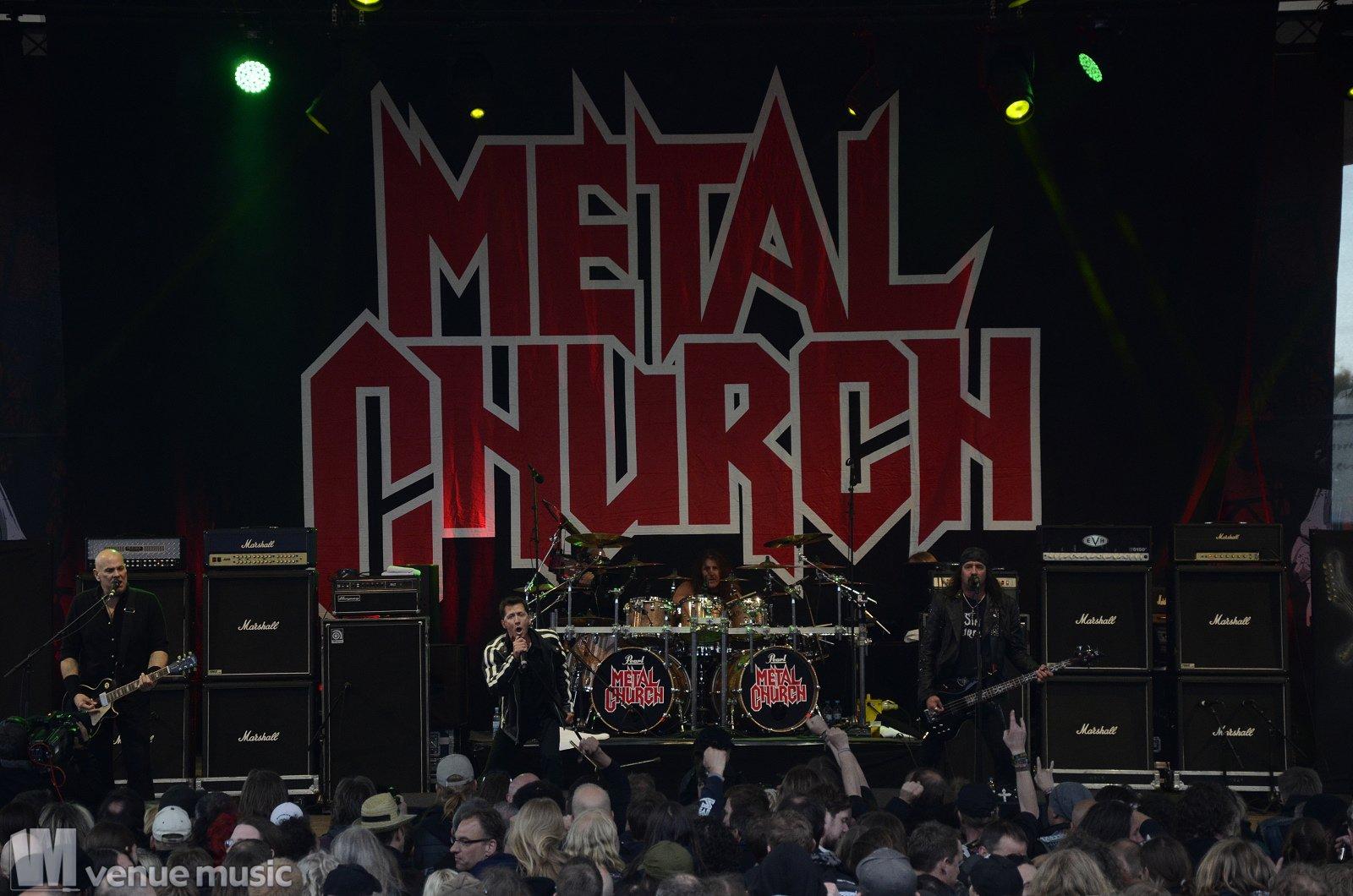 Metal Church @RHF2016