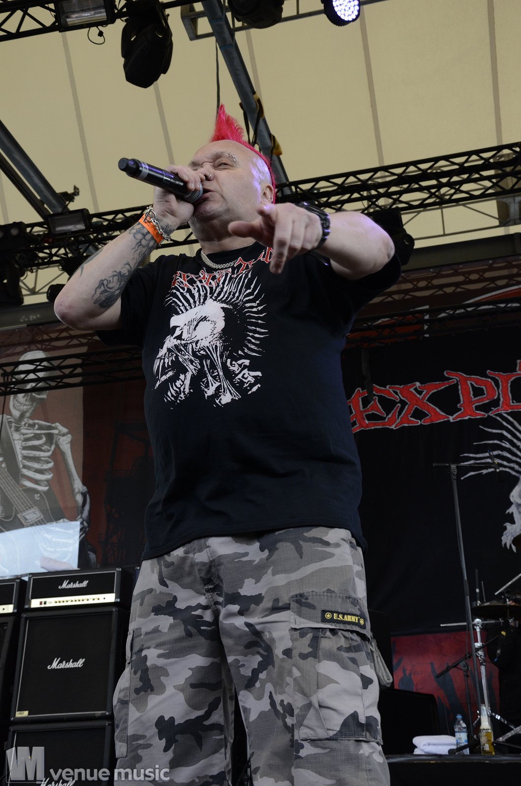 The Exploited @RHF2016