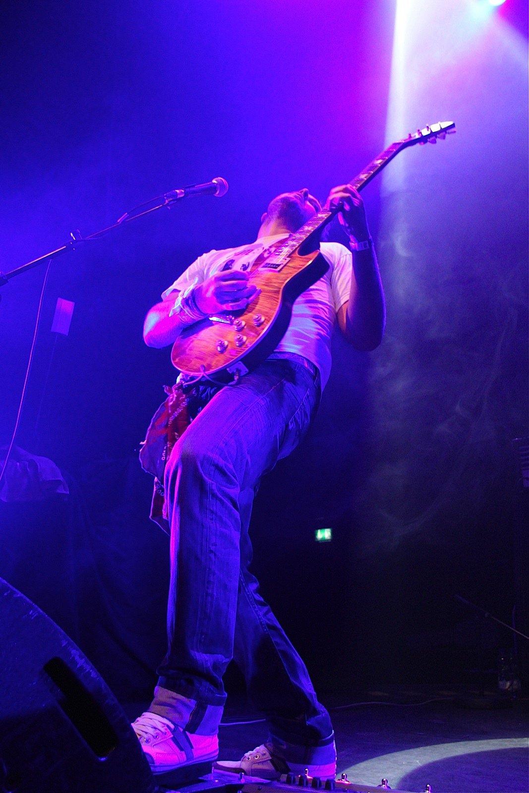 An Assfull Of Love - Rockhal Esch-sur-Alzette, 19.11.2011 (Support für J.B.O.) - Foto von Andrea Jaeckel-Dobschat - 016