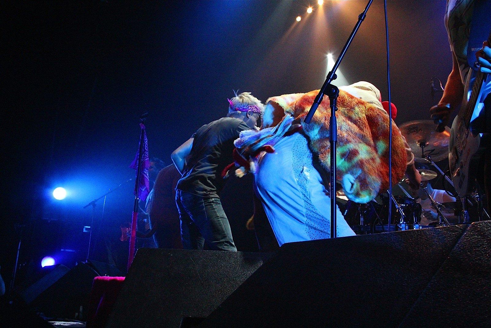 An Assfull Of Love - Rockhal Esch-sur-Alzette, 19.11.2011 (Support für J.B.O.) - Foto von Andrea Jaeckel-Dobschat - 125