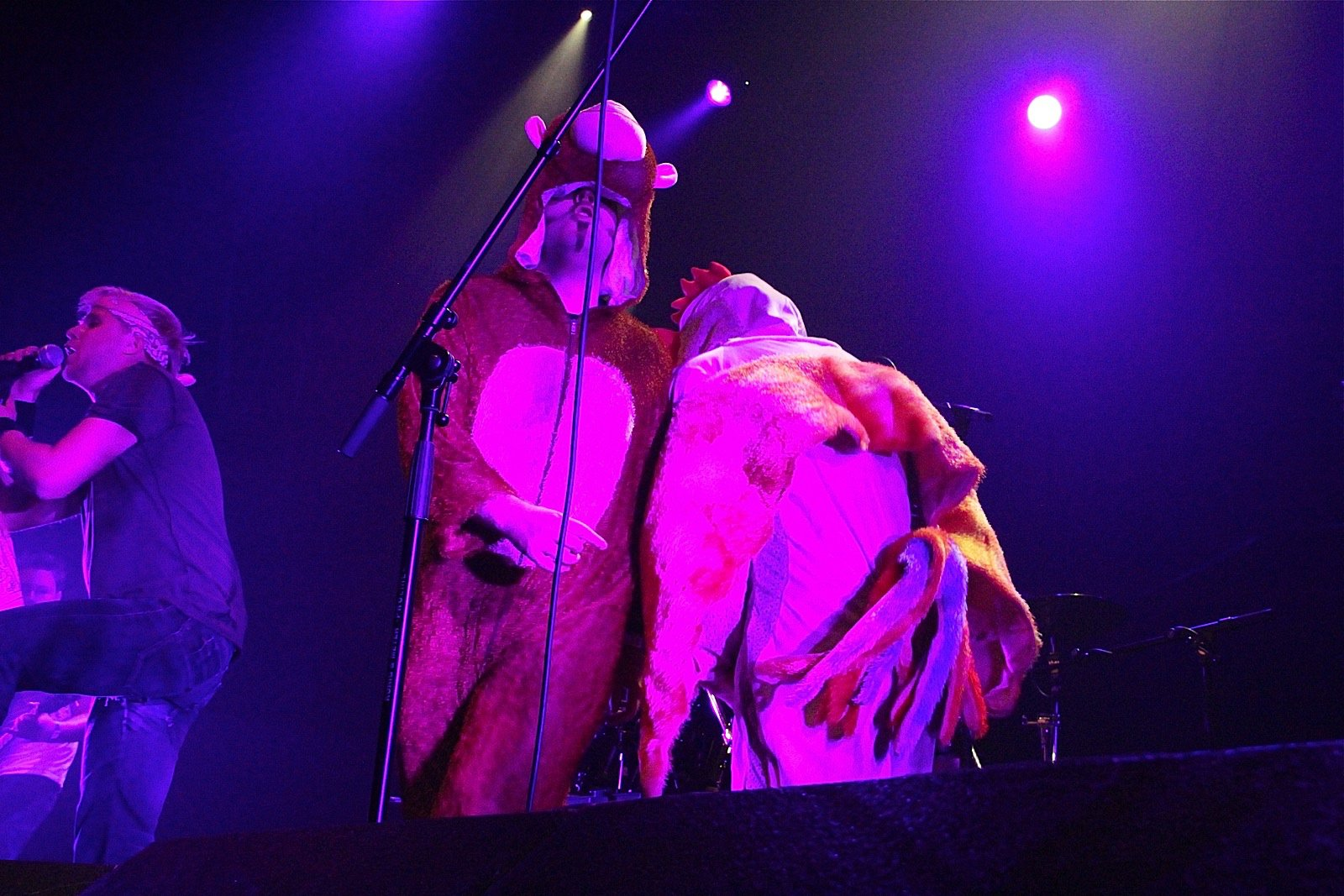 An Assfull Of Love - Rockhal Esch-sur-Alzette, 19.11.2011 (Support für J.B.O.) - Foto von Andrea Jaeckel-Dobschat - 146