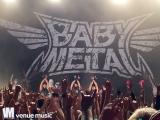 Babymetal: 01.06.2015 La Laiterie, Strasbourg
