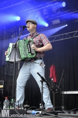 The O´Reillys and the Paddyhats @Burgfolk 2015
