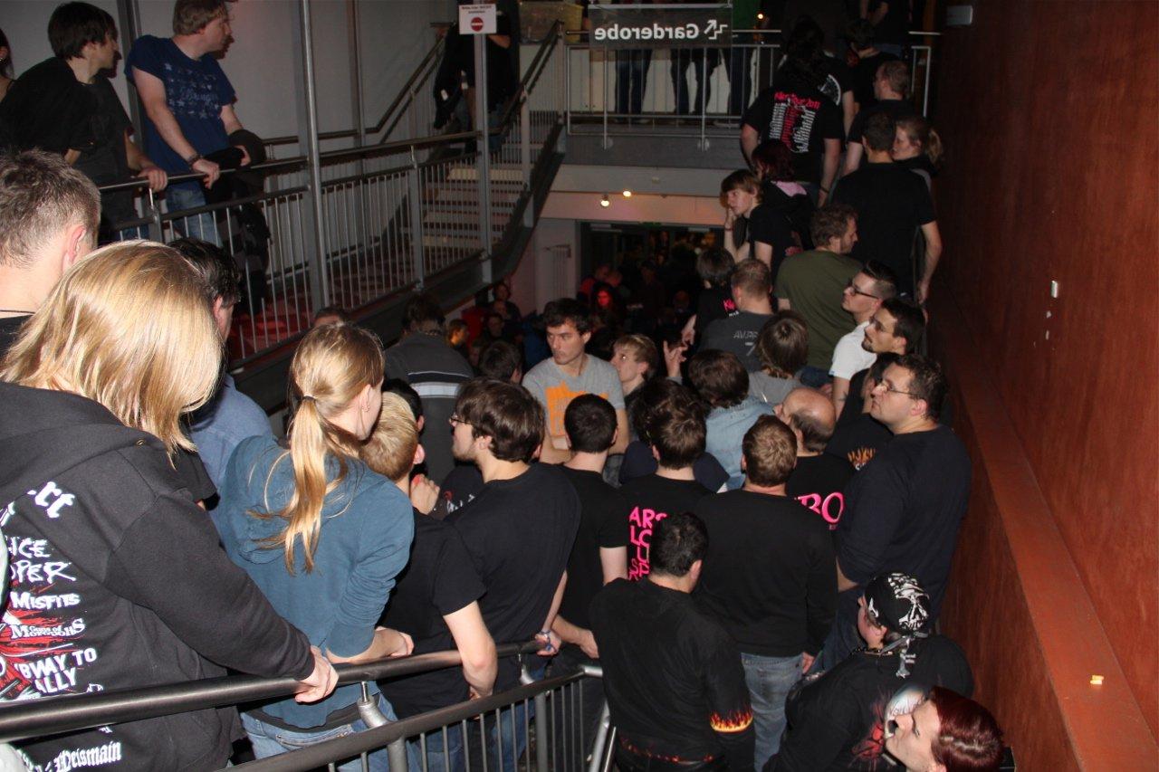 198 - J.B.O. @ E-Werk, Erlangen - 04.12.2011 - Foto von Andrea Jaeckel-Dobschat