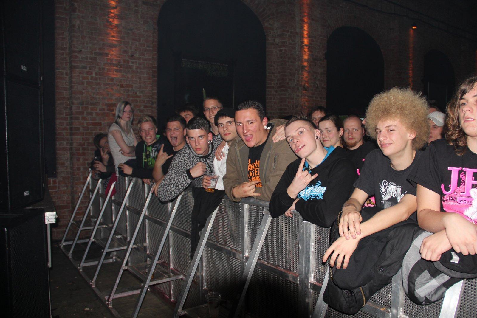 036 - J.B.O. @ Reithalle Dresden, 09.12.2011 - Foto von Andrea Jaeckel-Dobschat
