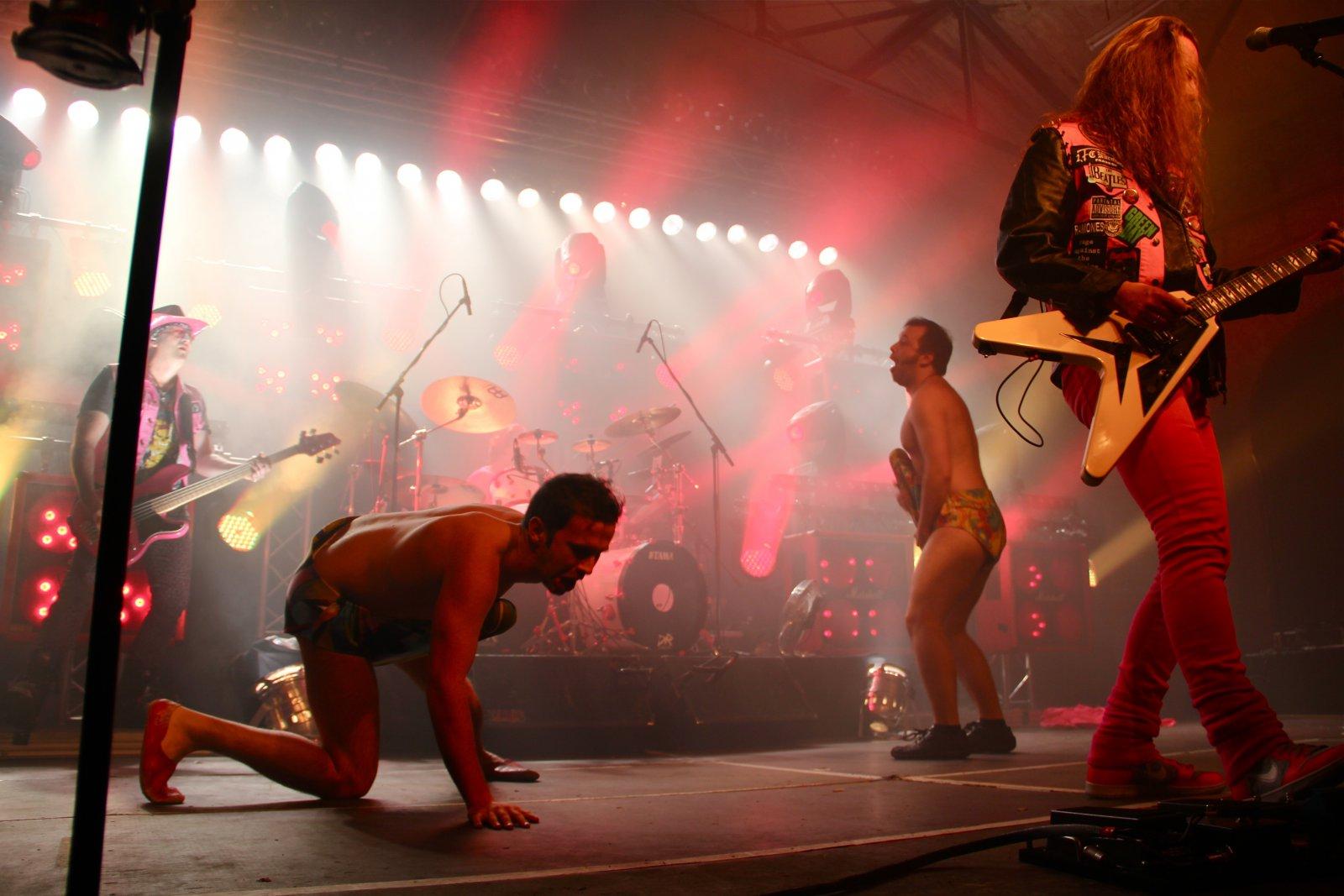 052 - J.B.O. @ Reithalle Dresden, 09.12.2011 - Foto von Andrea Jaeckel-Dobschat