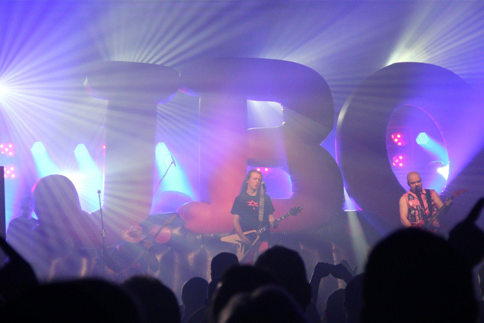 120 - J.B.O. @ Reithalle Dresden, 09.12.2011 - Foto von Andrea Jaeckel-Dobschat