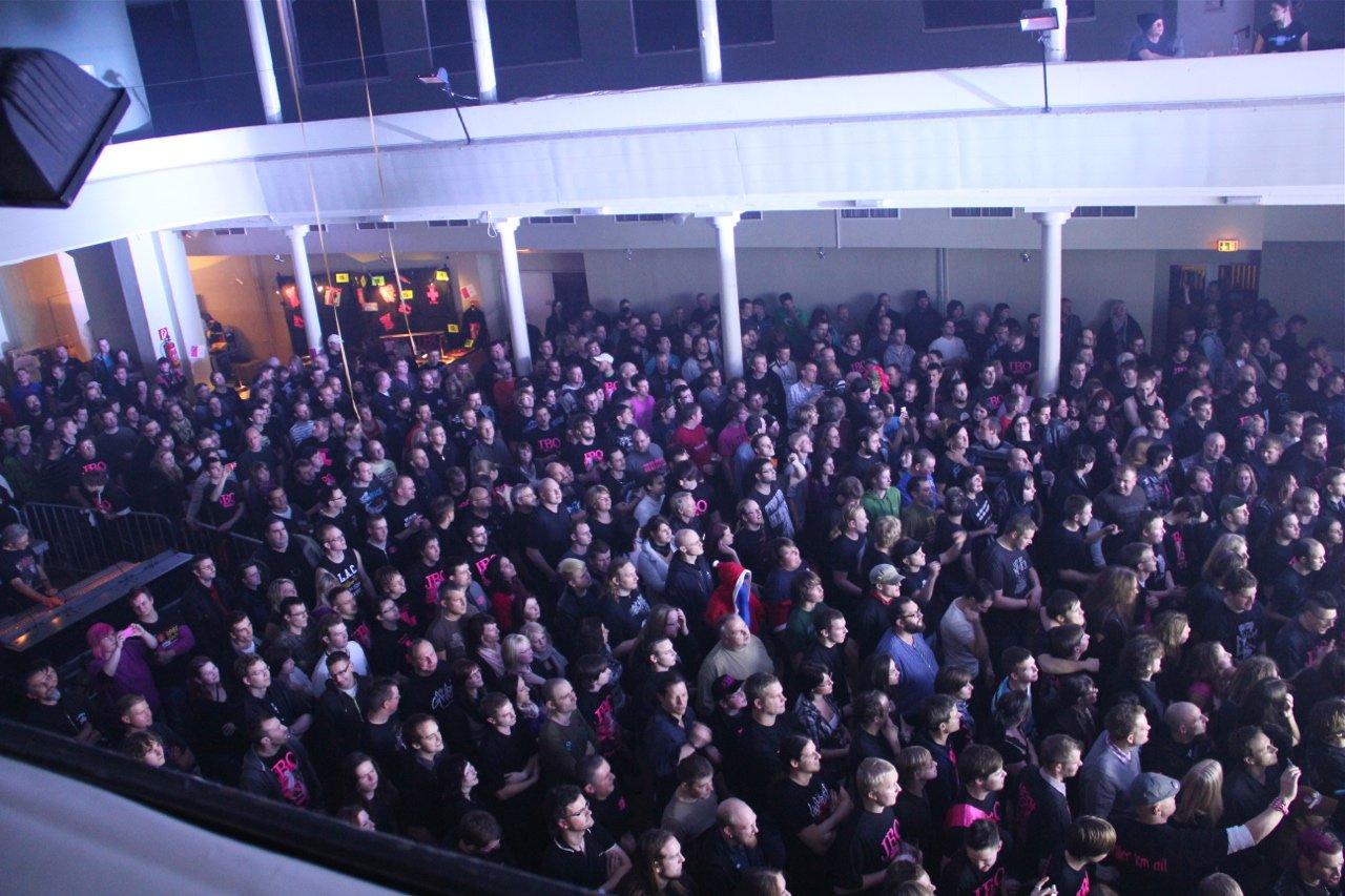 121 - J.B.O. @ Stadtgarten Erfurt, 10.12.2011 - Foto von Andrea Jaeckel-Dobschat