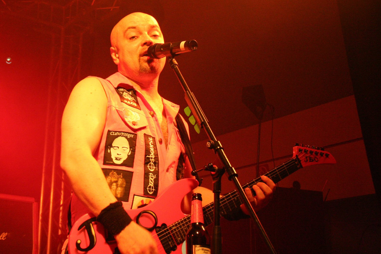 J.B.O. - Lennestadt Sauerlandhalle, 15.05.2010 - Foto von Carsten Dobschat - 024