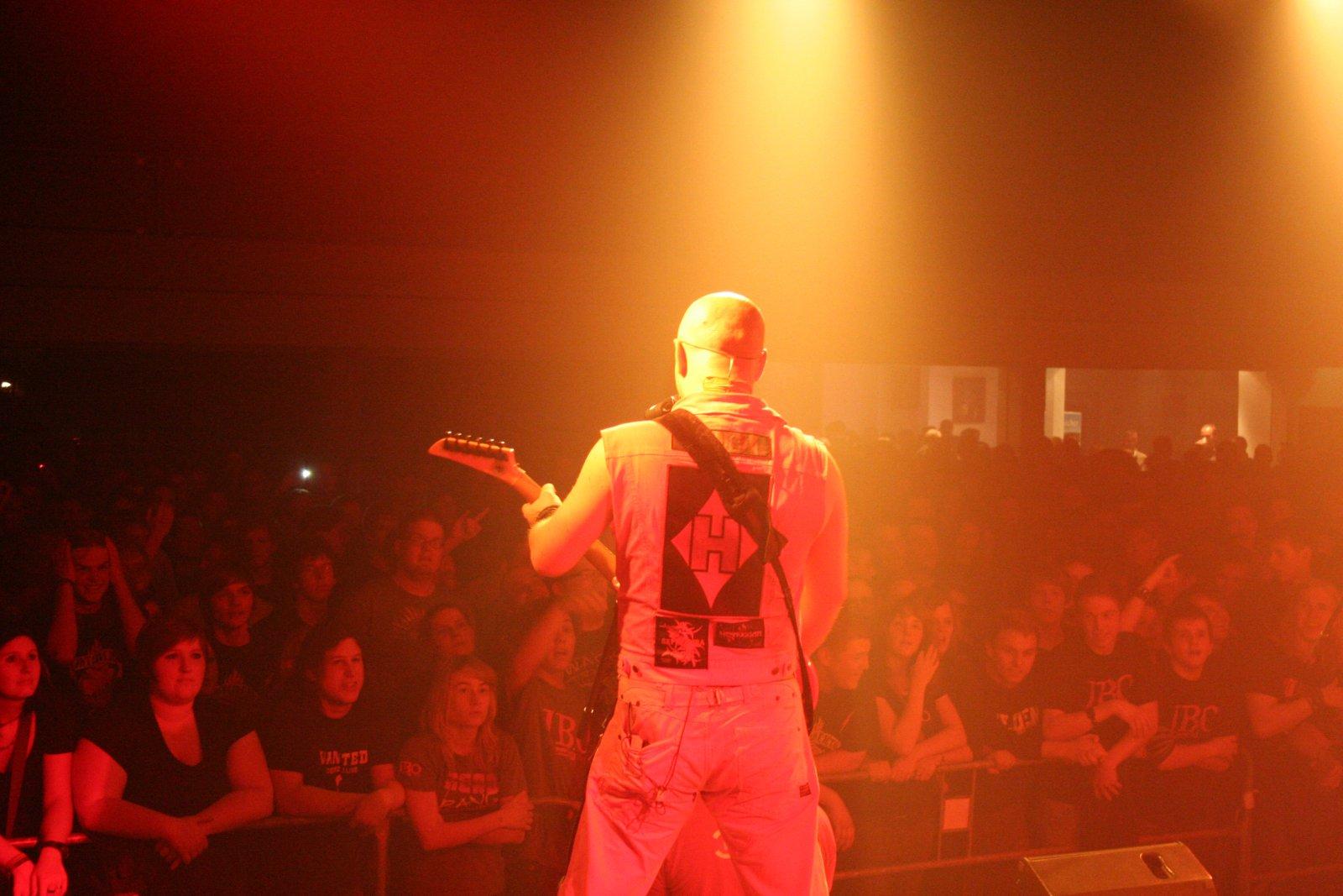 J.B.O. - Lennestadt Sauerlandhalle, 15.05.2010 - Foto von Carsten Dobschat - 066