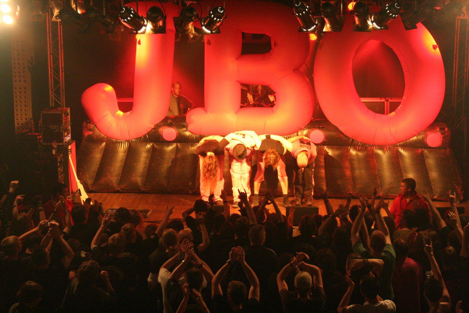 J.B.O. - Lennestadt Sauerlandhalle, 15.05.2010 - Foto von Carsten Dobschat - 082