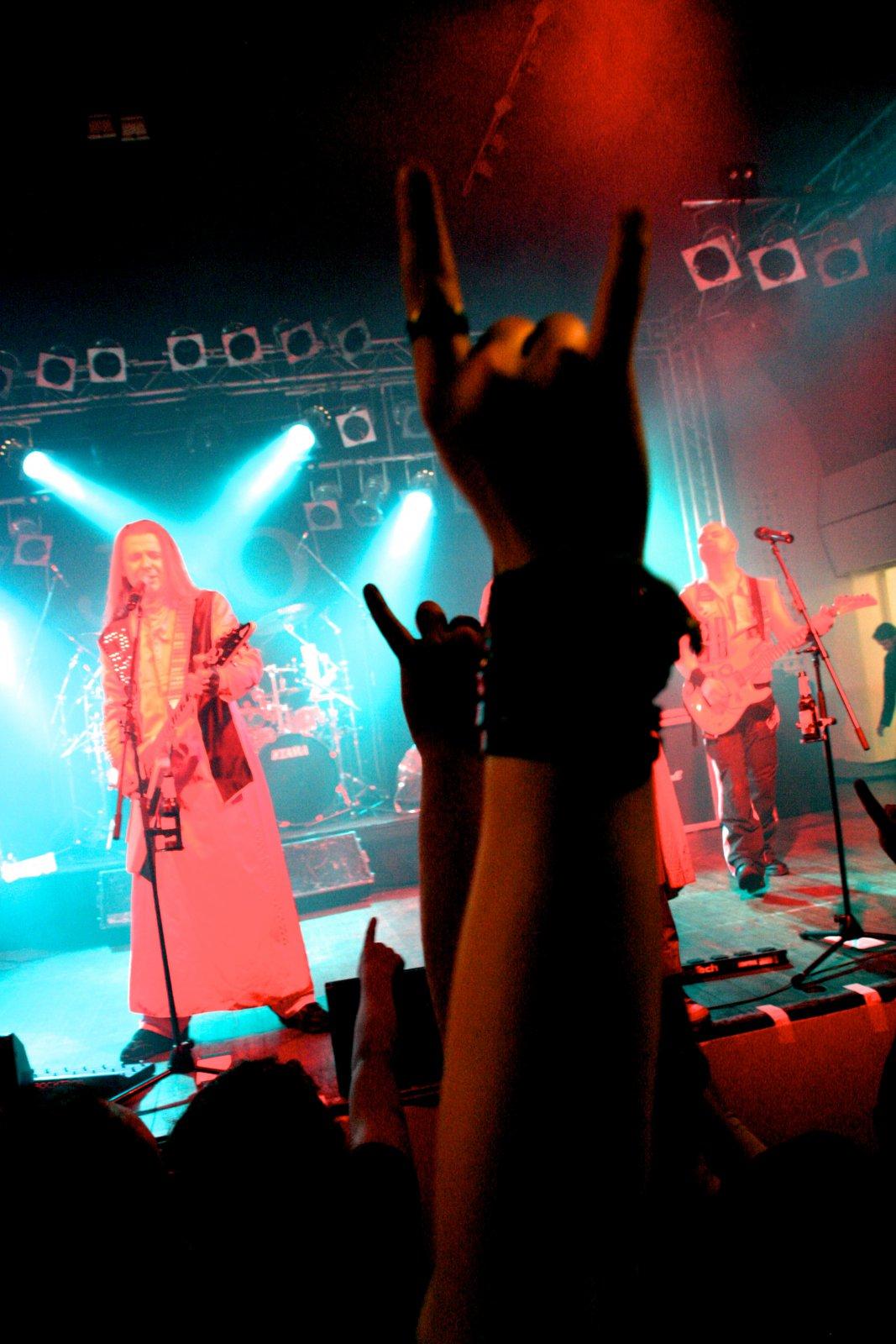 J.B.O. - Lennestadt Sauerlandhalle, 15.05.2010 - Foto von Marc Schwellenbach - 172