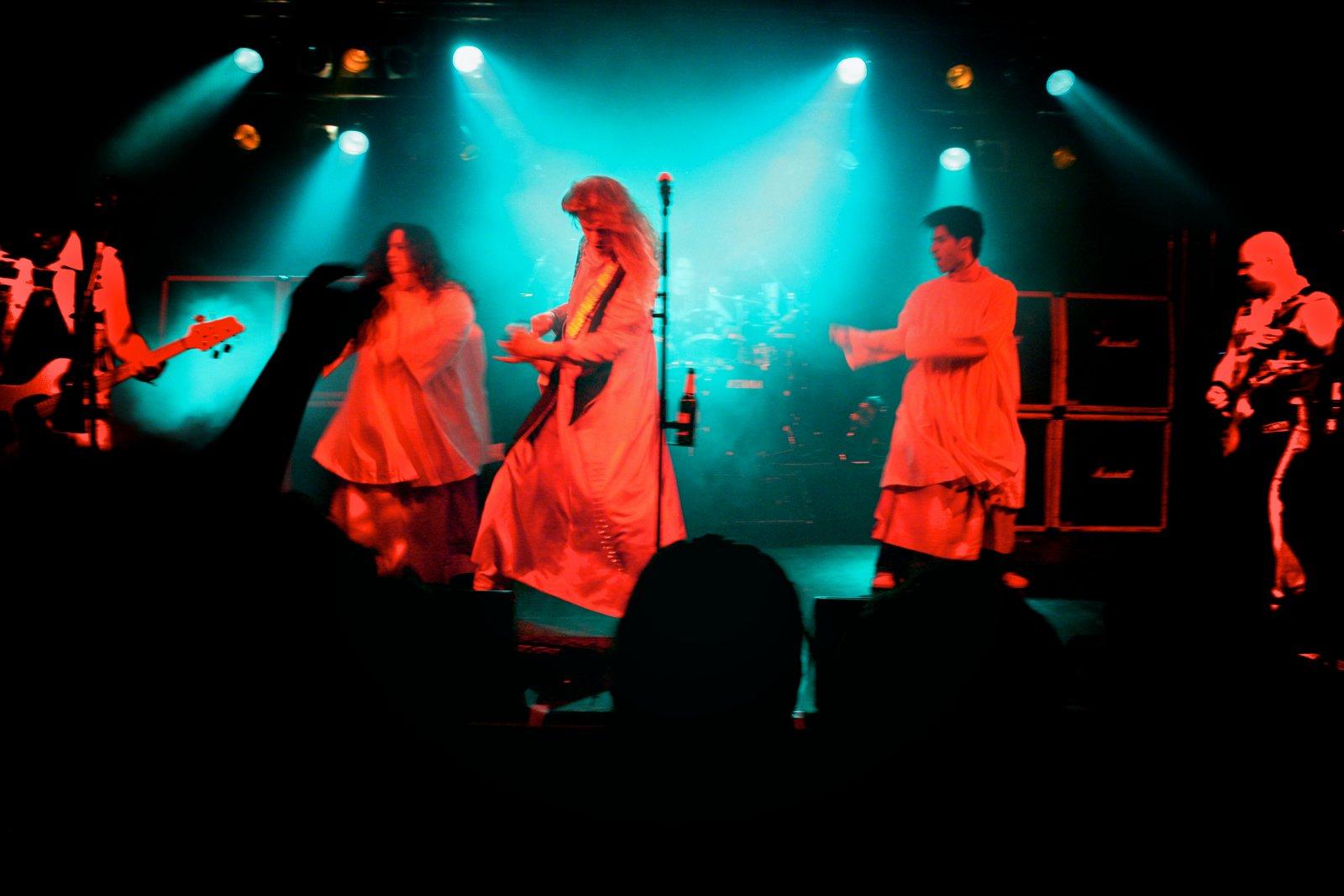J.B.O. - Lennestadt Sauerlandhalle, 15.05.2010 - Foto von Marc Schwellenbach - 175