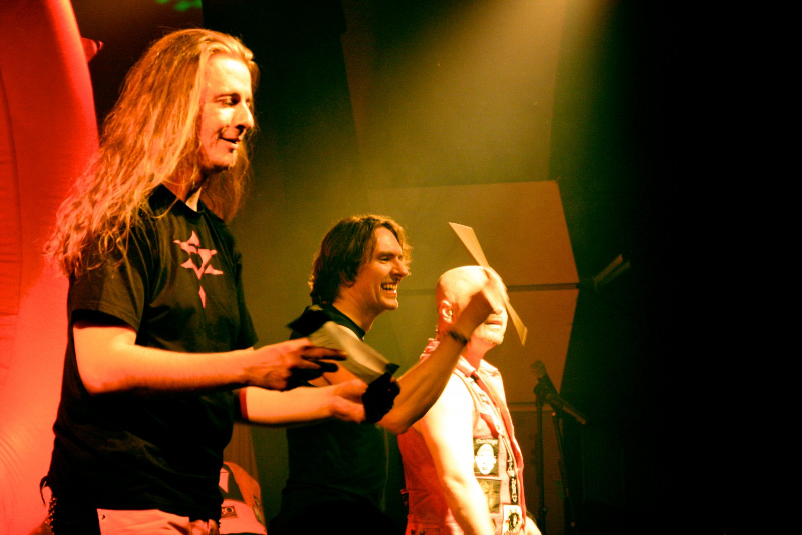 J.B.O. - Lennestadt Sauerlandhalle, 15.05.2010 - Foto von Marc Schwellenbach - 180