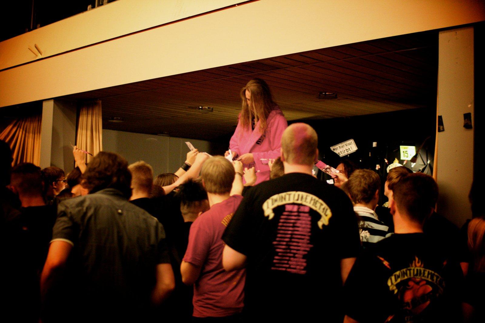 J.B.O. - Lennestadt Sauerlandhalle, 15.05.2010 - Foto von Marc Schwellenbach - 185