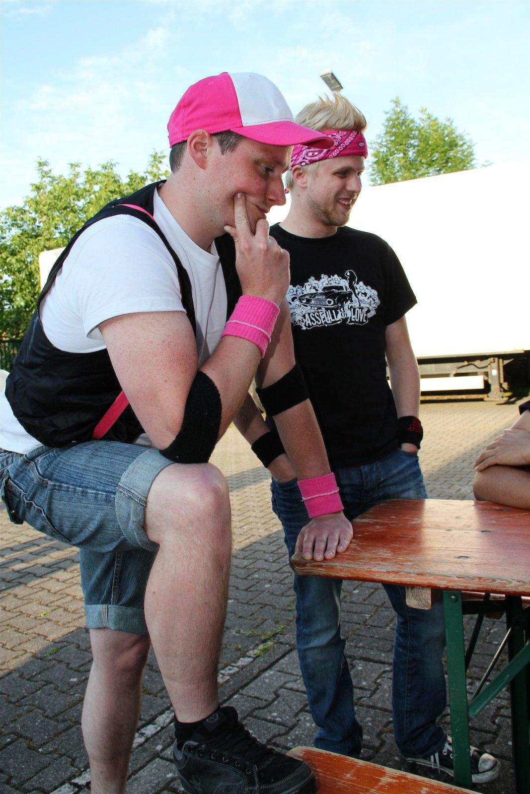 J.B.O. - Sommerfesthalle Otterstadt 18.06.2011 - 08