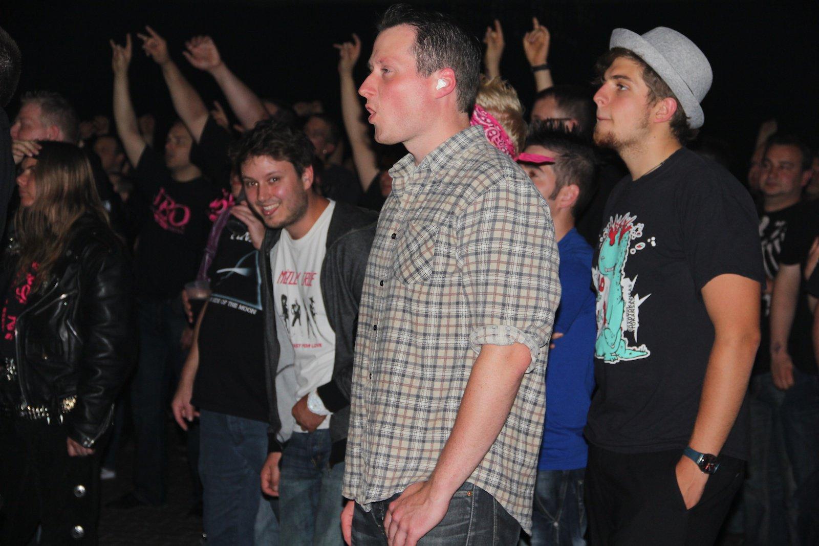 J.B.O. - Sommerfesthalle Otterstadt 18.06.2011 - 157