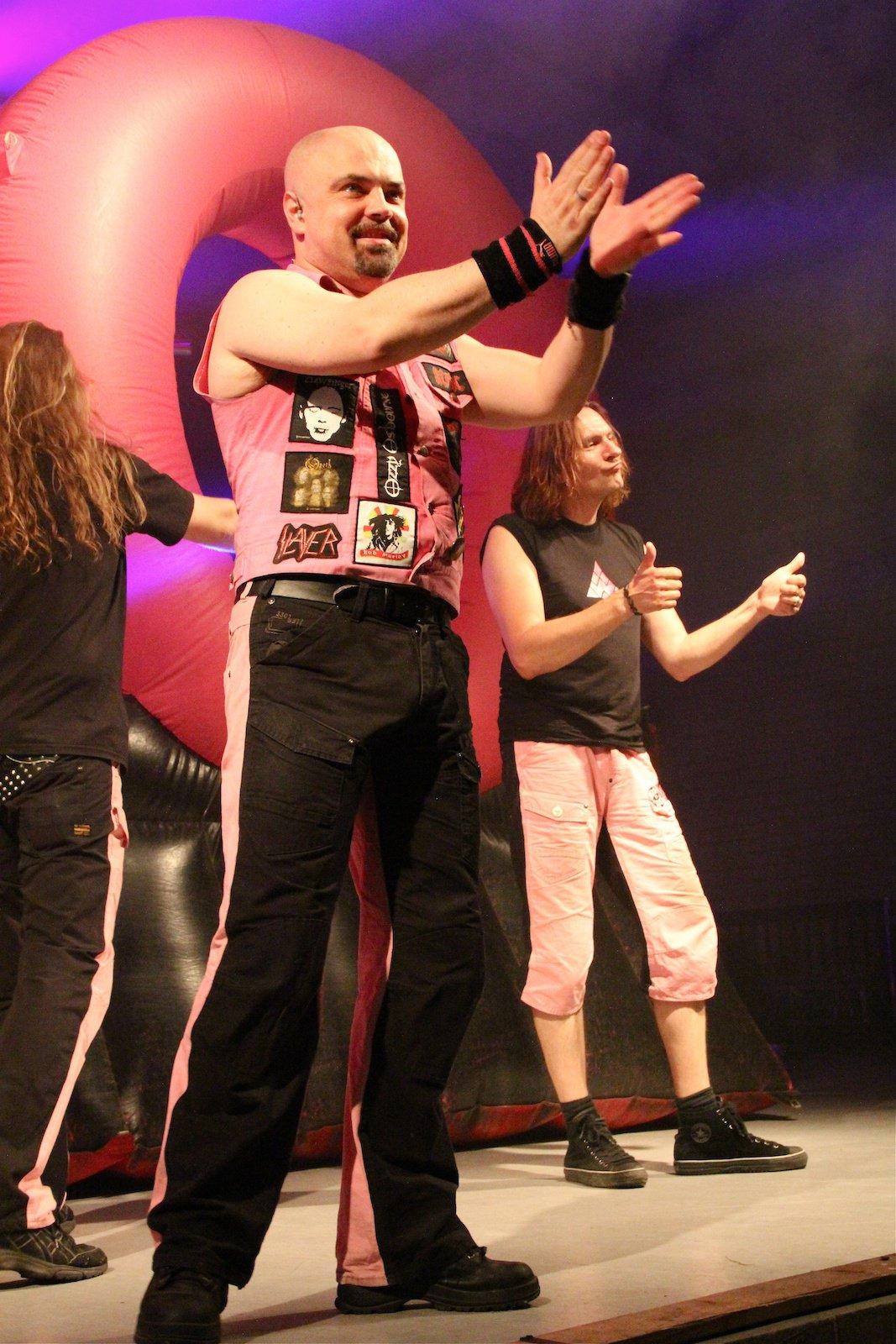 J.B.O. - Sommerfesthalle Otterstadt 18.06.2011 - 200