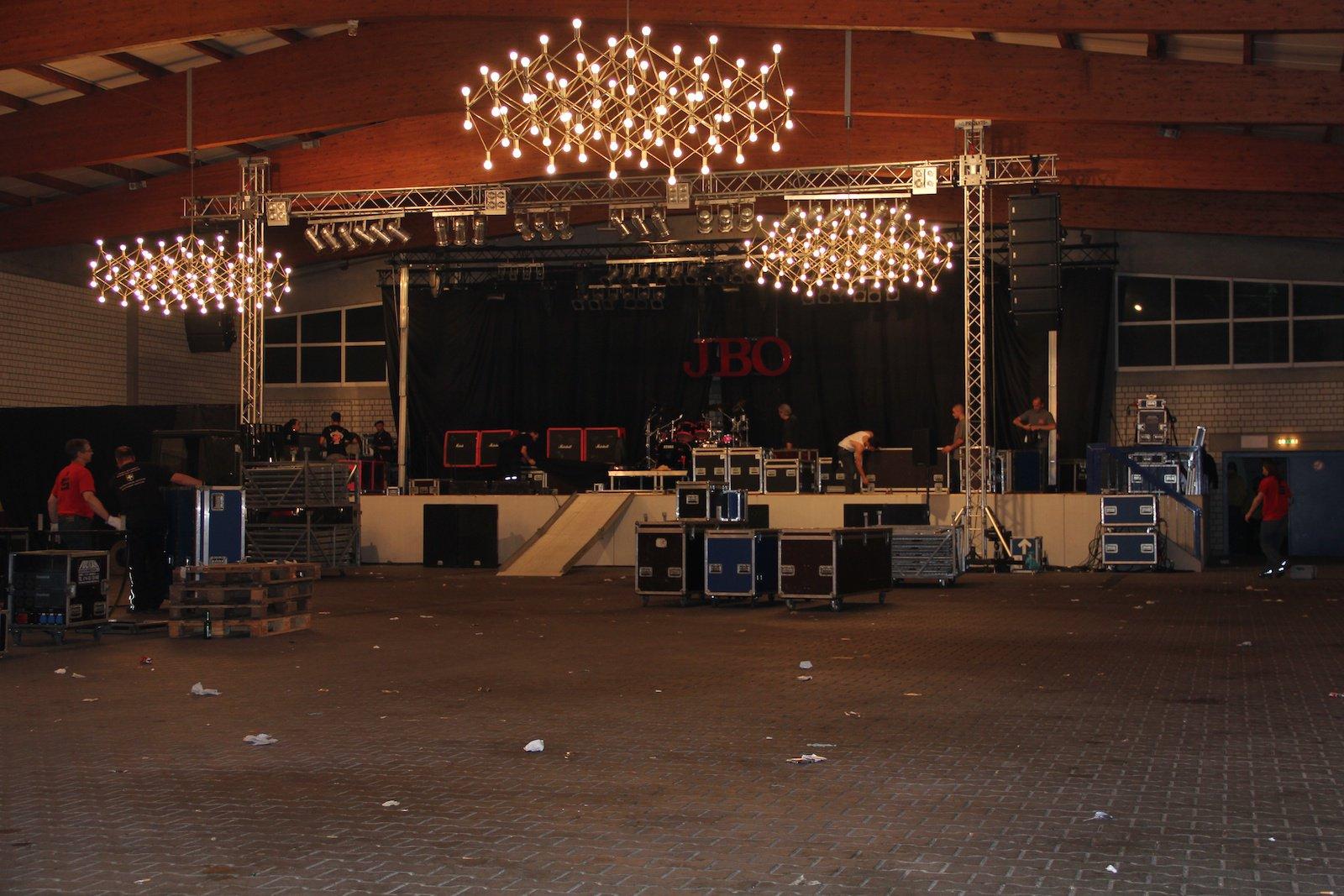 J.B.O. - Sommerfesthalle Otterstadt 18.06.2011 - 214