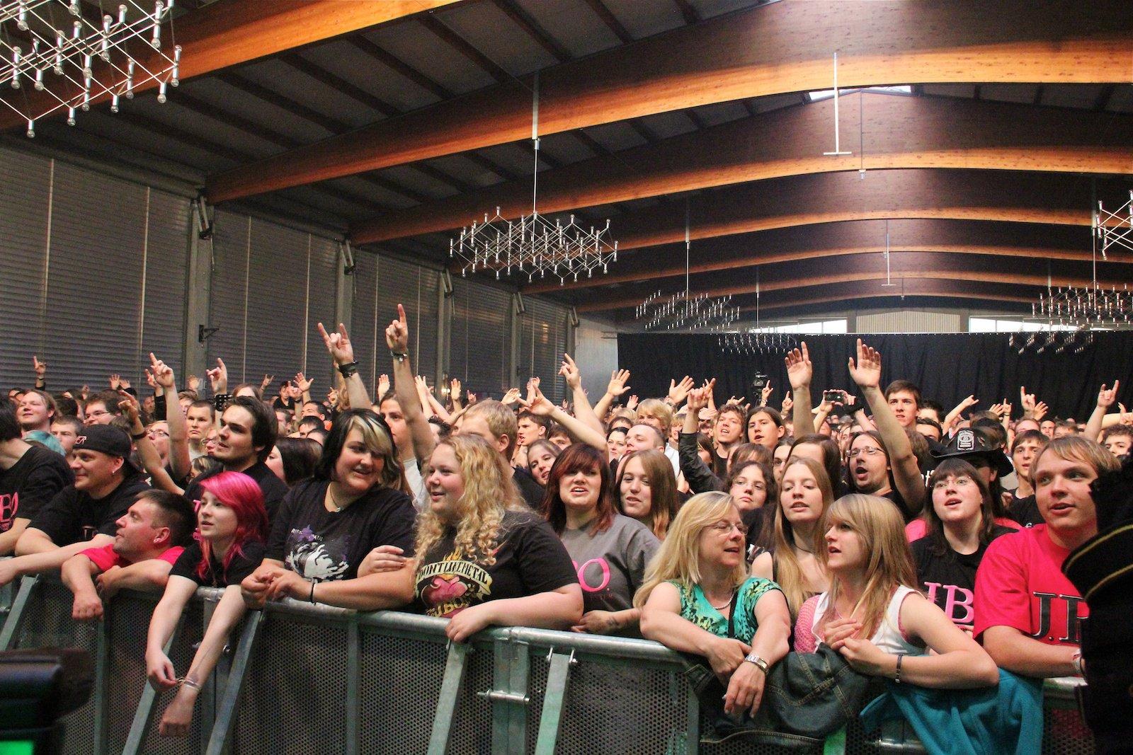 J.B.O. - Sommerfesthalle Otterstadt 18.06.2011 - 62