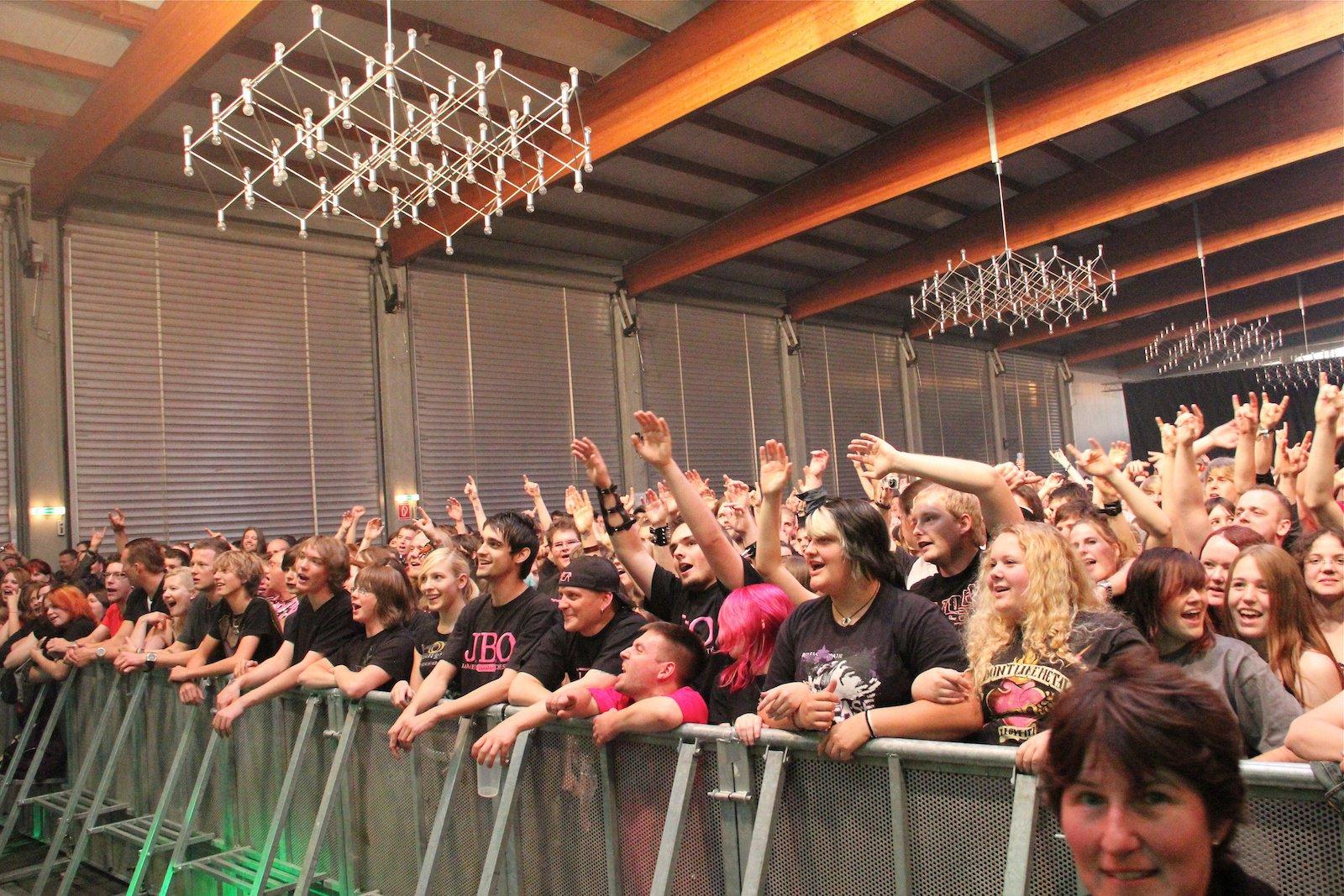 J.B.O. - Sommerfesthalle Otterstadt 18.06.2011 - 67
