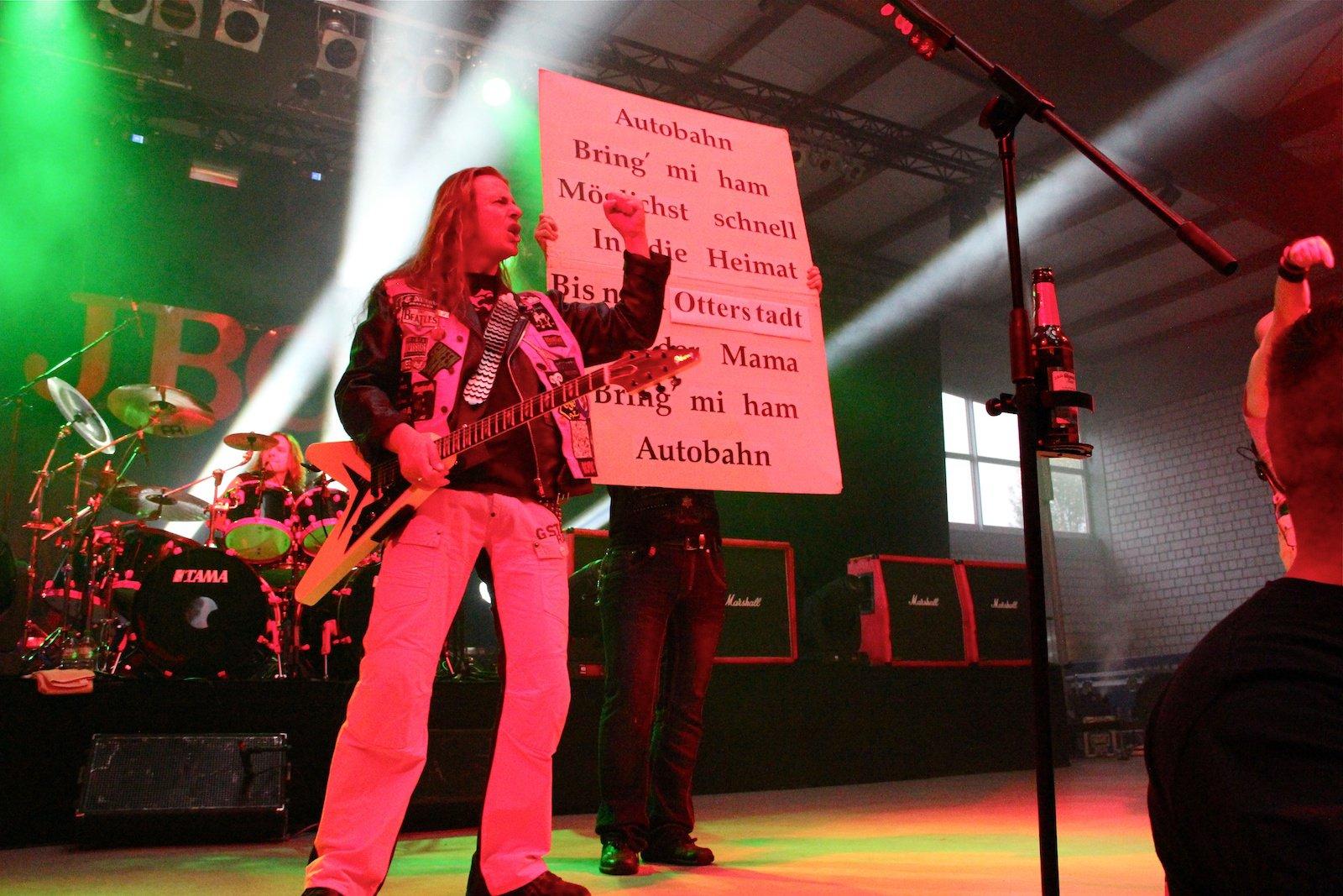J.B.O. - Sommerfesthalle Otterstadt 18.06.2011 - 68