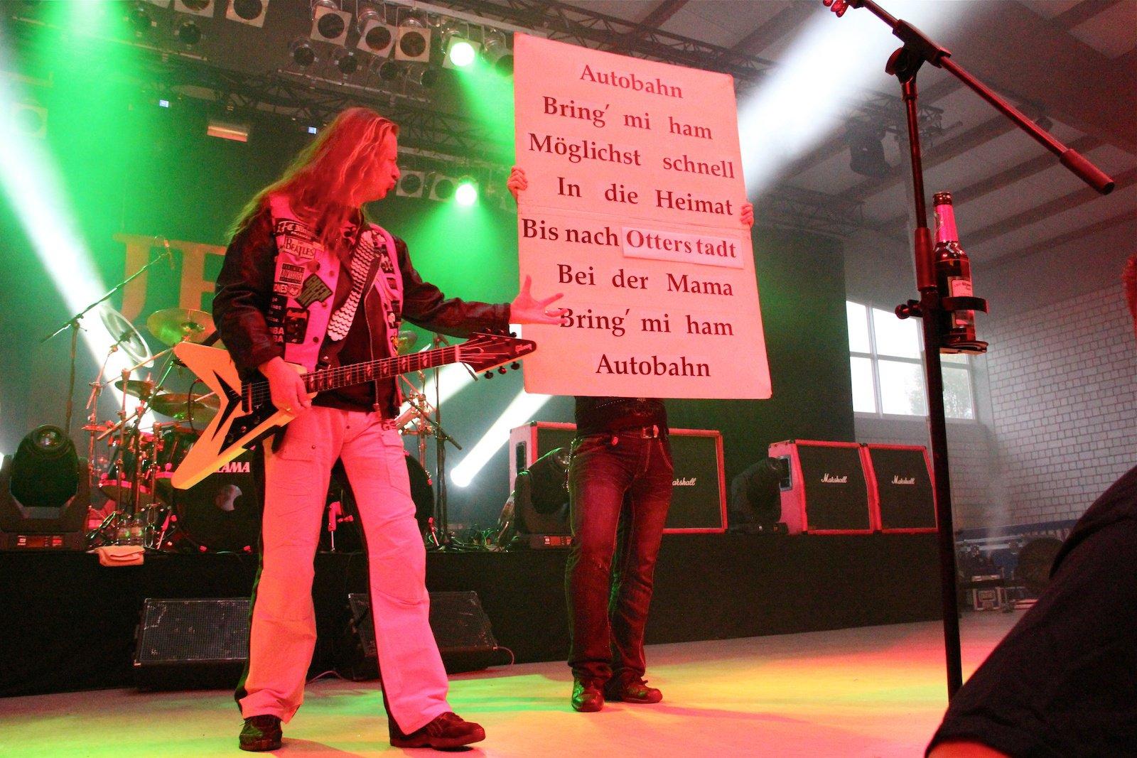 J.B.O. - Sommerfesthalle Otterstadt 18.06.2011 - 69