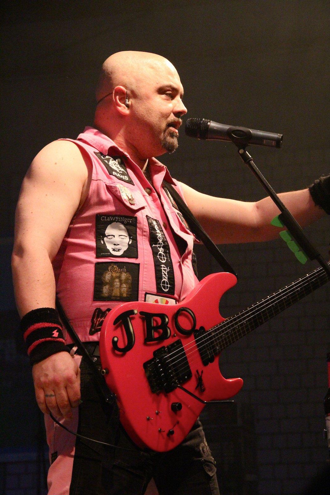J.B.O. - Sommerfesthalle Otterstadt 18.06.2011 - 73