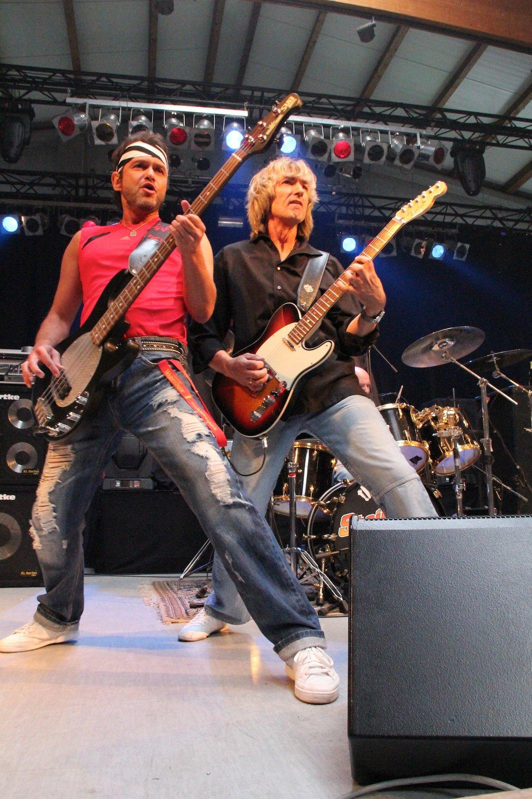 Stainless Quo - Sommerfesthalle, Otterstadt 18.06.2011 - 15