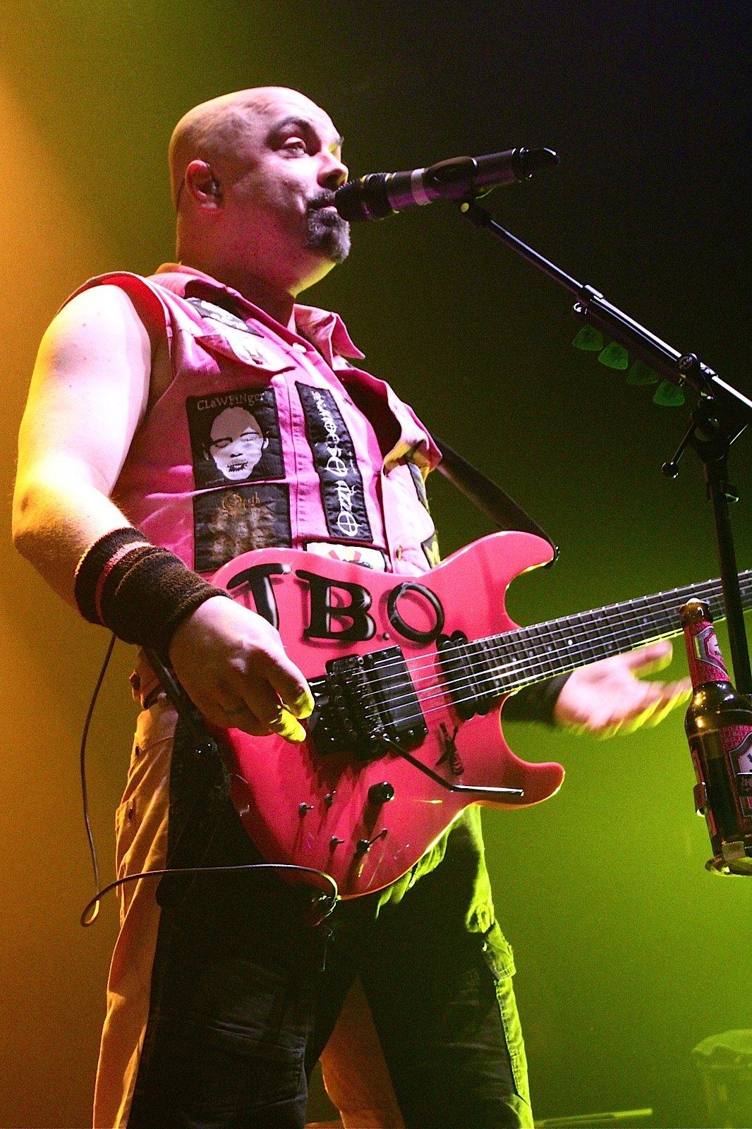 J.B.O. @ Rockhal Esch-sur-Alzette, 19.11.2011 - Foto von Andrea Jaeckel-Dobschat - 005