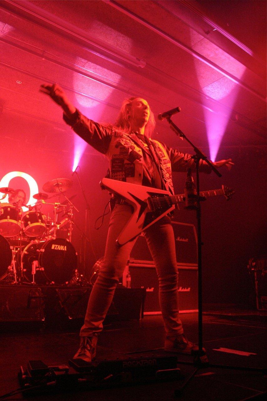 J.B.O. @ Komma Wörgl AT, 24.11.2011 - Foto von Carsten Dobschat - 008