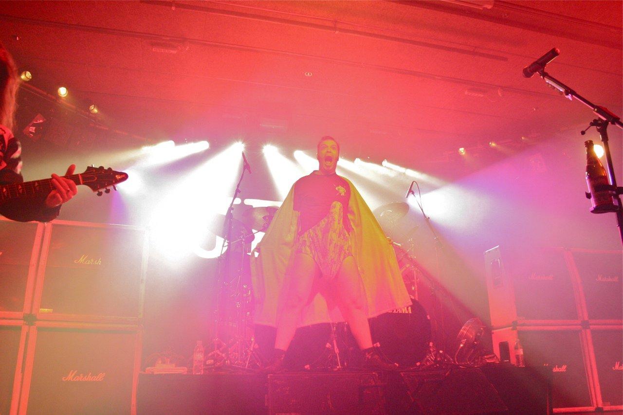 J.B.O. @ Komma Wörgl AT, 24.11.2011 - Foto von Carsten Dobschat - 010