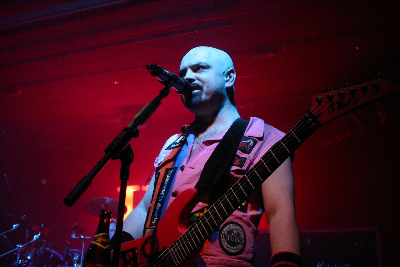J.B.O. @ Komma Wörgl AT, 24.11.2011 - Foto von Carsten Dobschat - 024