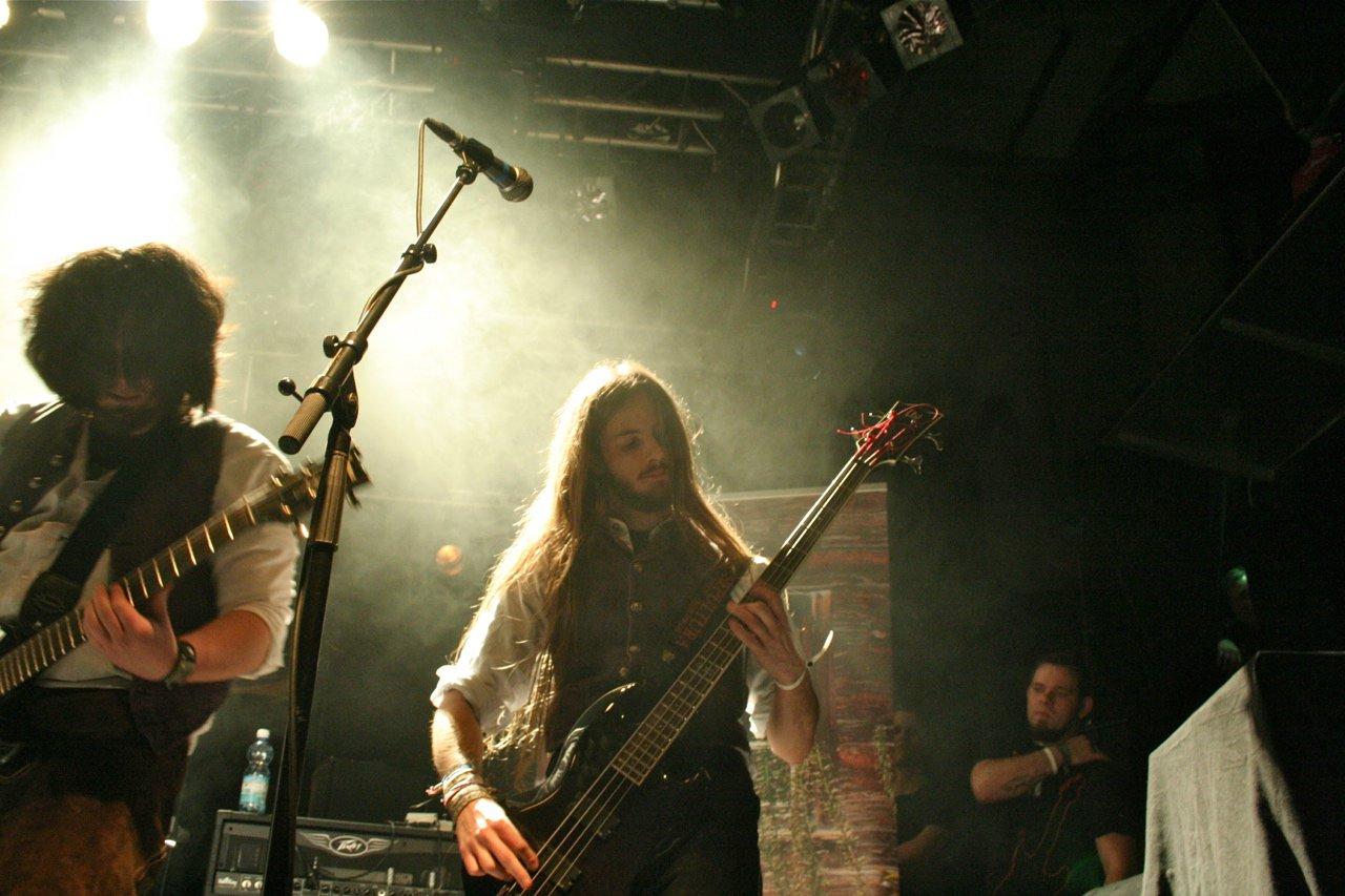 011 - tuXedo @ Rockhouse Salzburg, 25.11.2011 - Foto von Carsten Dobschat