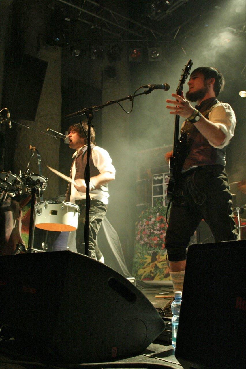 014 - tuXedo @ Rockhouse Salzburg, 25.11.2011 - Foto von Carsten Dobschat