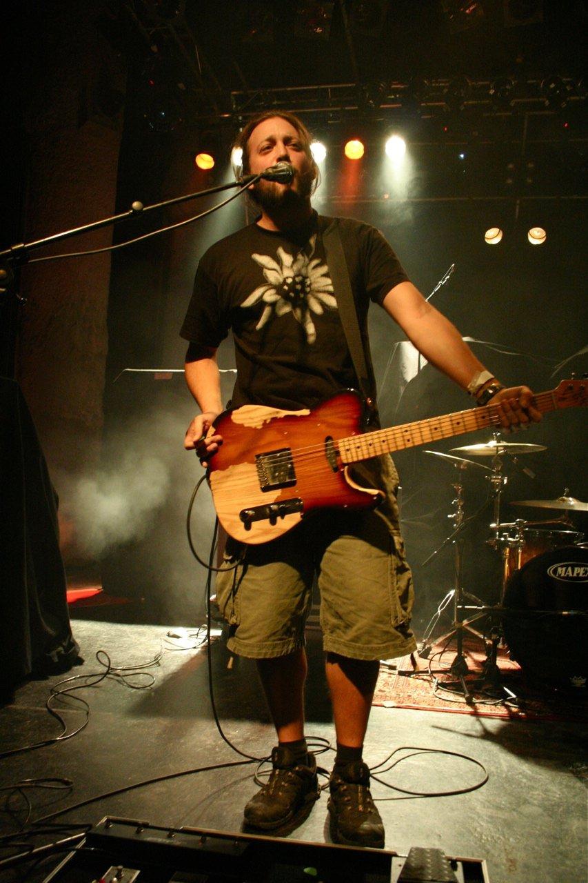 035 - Krautschädl @ Rockhouse Salzburg AT, 25.11.2011 - Foto von Carsten Dobschat