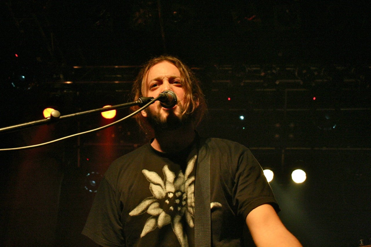 041 - Krautschädl @ Rockhouse Salzburg AT, 25.11.2011 - Foto von Carsten Dobschat