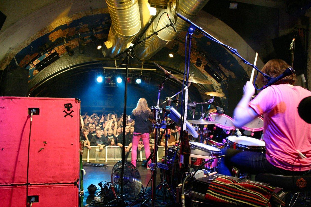 088 - J.B.O. @ Rockhouse Salzburg AT, 25.11.2011 - Foto von Carsten Dobschat