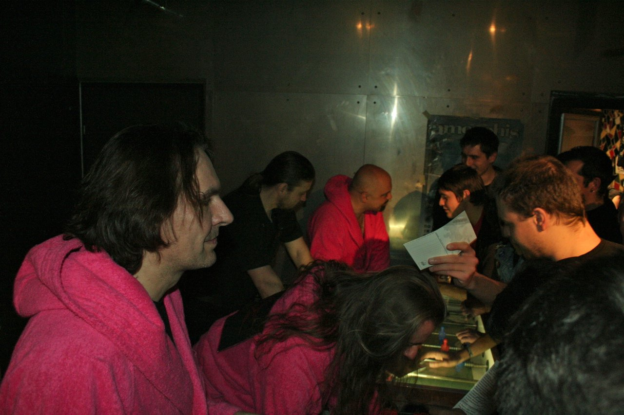 093 - J.B.O. @ Rockhouse Salzburg AT, 25.11.2011 - Foto von Carsten Dobschat