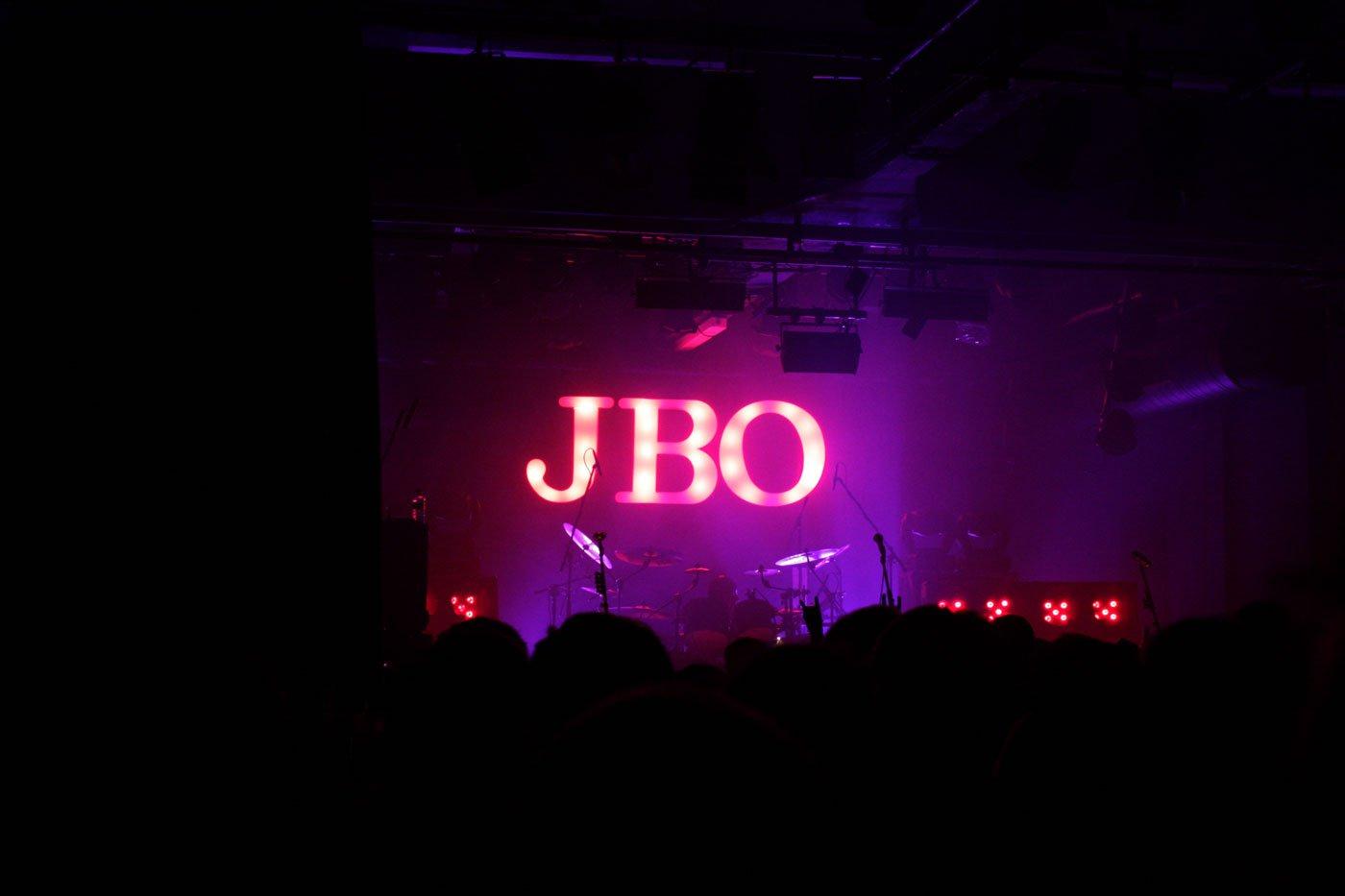J.B.O. - Börse Wuppertal, 26.11.2010 - Foto von Florian Brinkmann - 001