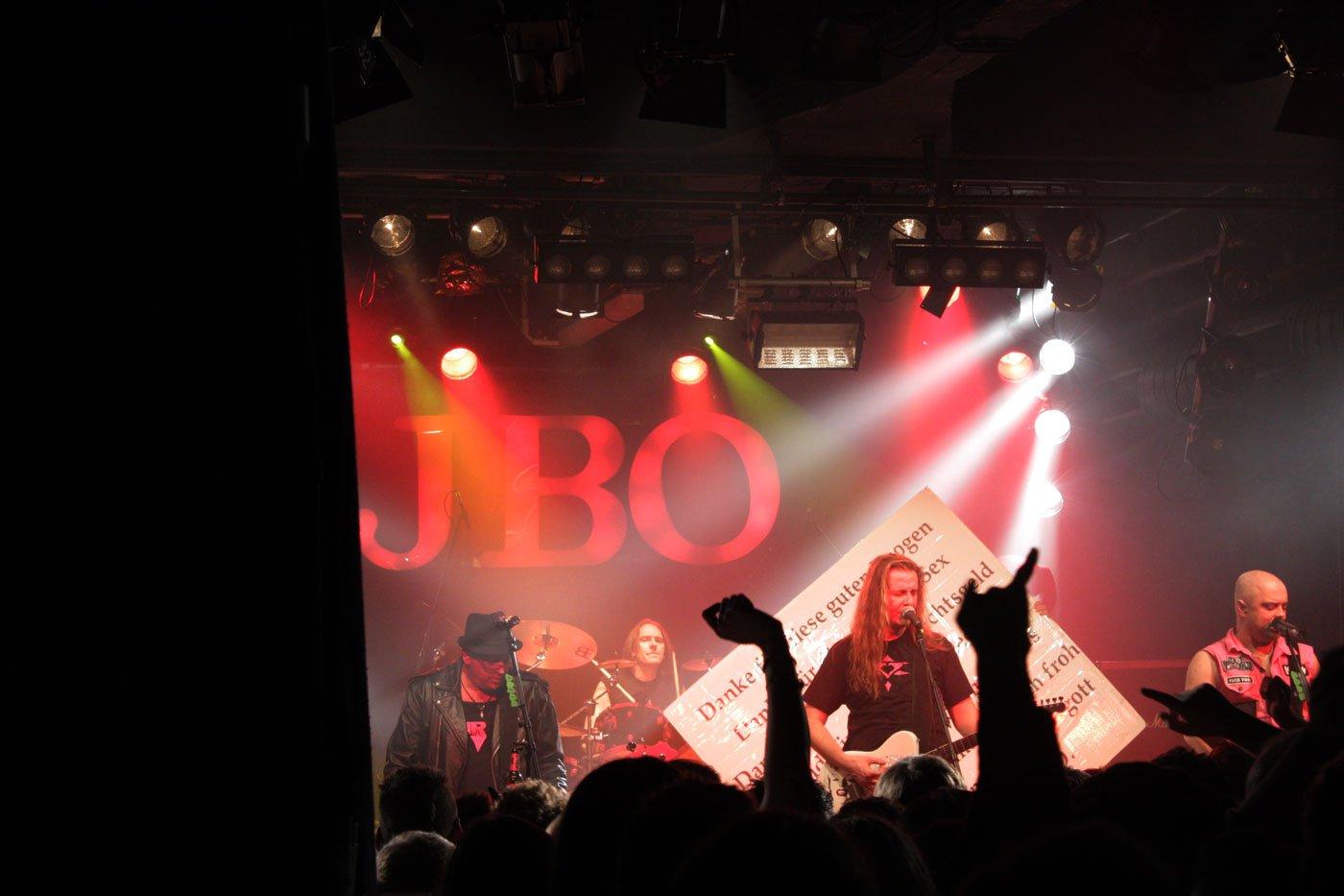 J.B.O. - Börse Wuppertal, 26.11.2010 - Foto von Florian Brinkmann - 002
