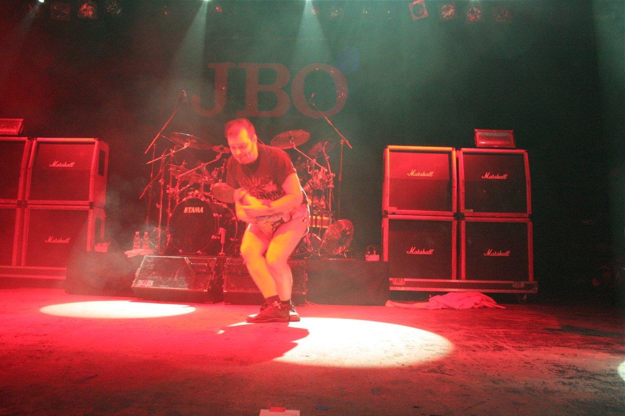 066 - J.B.O. @ Arena Wien AT, 26.11.2011 - Foto von Carsten Dobschat