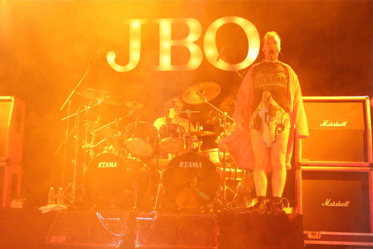 067 - J.B.O. @ Arena Wien AT, 26.11.2011 - Foto von Carsten Dobschat