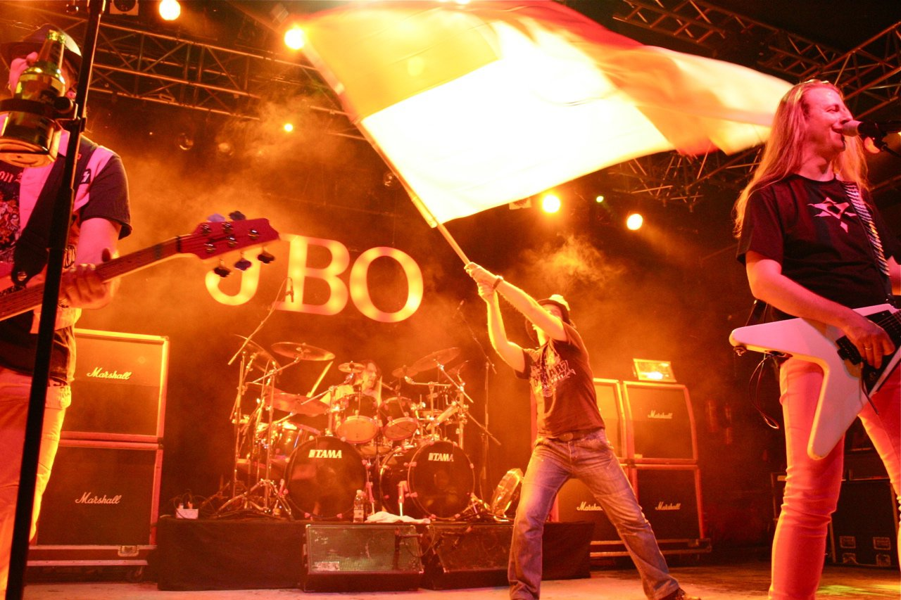 141 - J.B.O. @ Arena Wien AT, 26.11.2011 - Foto von Carsten Dobschat